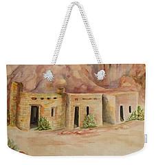 Valley Of Fire Cabins Weekender Tote Bag