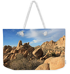 Valley Of Rocks Weekender Tote Bag