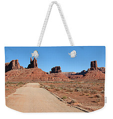 Valley Of The Gods Weekender Tote Bag