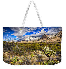 Weekender Tote Bag featuring the photograph Valley View 27 by Mark Myhaver