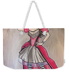 Vampire Mihela Weekender Tote Bag by Jimmy Adams