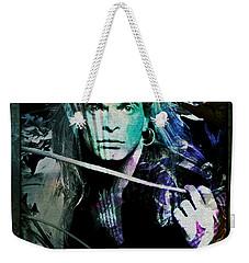 Van Halen - David Lee Roth Weekender Tote Bag