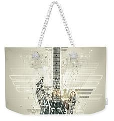 Van Halen's Frankenstrat Weekender Tote Bag