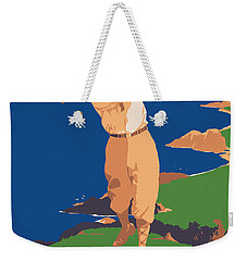 Vancouver Island Weekender Tote Bag by Gary Grayson