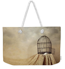 Vanishing Act Weekender Tote Bag