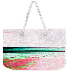 Weekender Tote Bag featuring the photograph Variations On An Abstract Theme by Chris Anderson