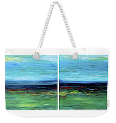 Vast Horizon Weekender Tote Bag by Dick Bourgault