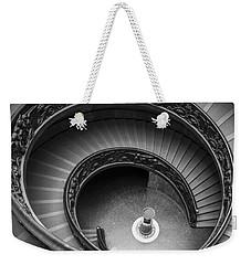Vatican Stairs Weekender Tote Bag