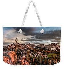 Vedauwoo View Weekender Tote Bag