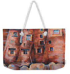 Vedette Facce Italy Weekender Tote Bag