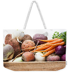 Veg Box Weekender Tote Bag