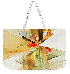 Veildance Series 1 Weekender Tote Bag by Klara Acel
