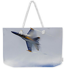 Veiled Angel Weekender Tote Bag