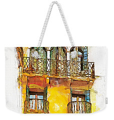 Radiant Abode Weekender Tote Bag by Greg Collins
