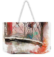 Venetian Windows 4 Weekender Tote Bag by Greg Collins