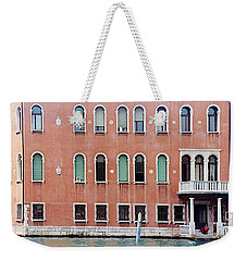 Venice Apartment Weekender Tote Bag
