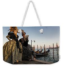 Venice Carnival '15 IIi Weekender Tote Bag