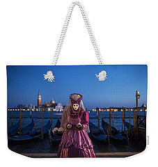 Venice Carnival '15 V Weekender Tote Bag