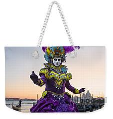 Venice Carnival Iv Weekender Tote Bag