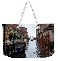 Venice Dock Weekender Tote Bag