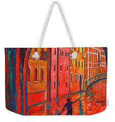 Venice Impression Viii Weekender Tote Bag