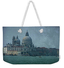 Weekender Tote Bag featuring the photograph Venice Italy 1 by Brian Reaves