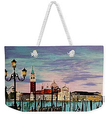 Venice  Italy By Jasna Gopic Weekender Tote Bag