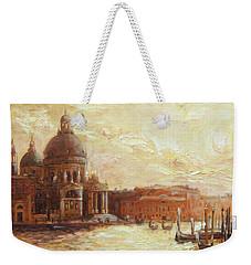 Venice - Santa Maria Della Salute Weekender Tote Bag