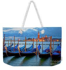 Venice View To San Giorgio Maggiore Weekender Tote Bag
