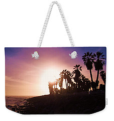Ventura Beach Sunset Weekender Tote Bag
