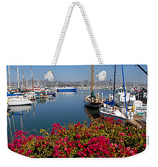 Ventura Harbor Weekender Tote Bag