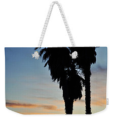 Ventura Palm Sunset Weekender Tote Bag