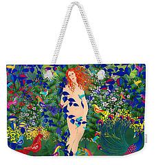 Venus At Exotic Garden Weekender Tote Bag