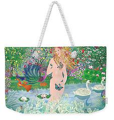 Venus En Primavera Weekender Tote Bag