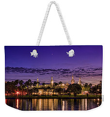 Venus Over The Minarets Weekender Tote Bag
