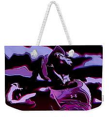 Venus Williams Queen V Weekender Tote Bag by Brian Reaves