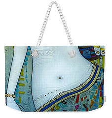Venus With Doves Weekender Tote Bag