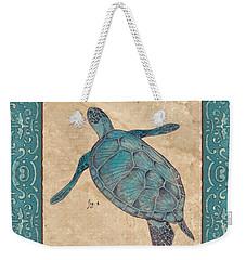 Verde Mare 4 Weekender Tote Bag by Debbie DeWitt