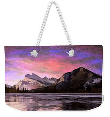 Vermilion Photo Art Weekender Tote Bag