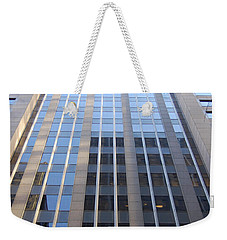 Vertical Chicago By Jammer Weekender Tote Bag