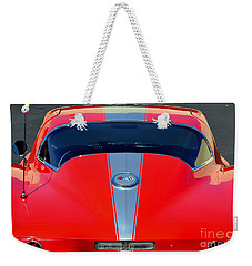 Very Cool Corvette Weekender Tote Bag