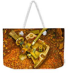 Vibrant Controller Weekender Tote Bag