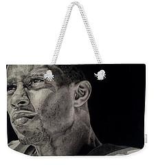 Victor Cruz Drawing Weekender Tote Bag