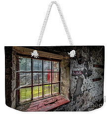 Victorian Decay Weekender Tote Bag by Adrian Evans