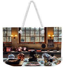 Victorian Kitchen Weekender Tote Bag