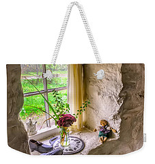 Victorian Window Weekender Tote Bag