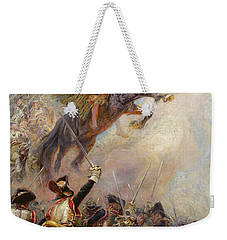 Victory Weekender Tote Bag by Jean-Baptiste Edouard Detaille