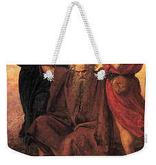 Victory  O Lord Weekender Tote Bag