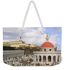 Viejo San Juan Weekender Tote Bag