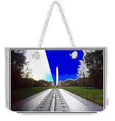 Viet Nam Memorial And Obelisk Weekender Tote Bag